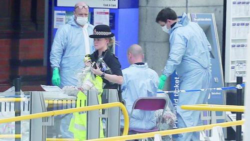 Stat Islamic aruncă în aer copii, în Manchester