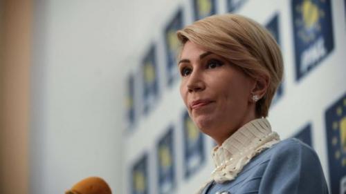 Turcan: Sper că vom reuşi în viitor să ne mândrim cu ceea ce fac liberalii de astăzi în România