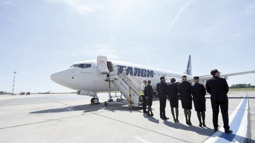 Boeing 737-800 pentru Tarom
