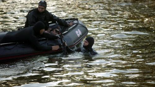 Cadavrul unui contrabadist, descoperit în apele râului Tisa