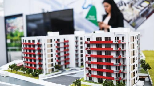Dezvoltatorii descoperă marile oraşe. Construiesc masiv în Cluj şi Constanța