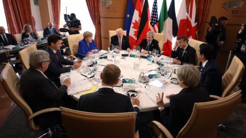Liderii G7 au convenit să intensifice lupta împotriva terorismului, dar Trump se opune acordului privind schimbările climatice