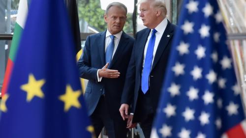 Rusia rămâne motiv de discordie între administrația Trump și Uniunea Europeană