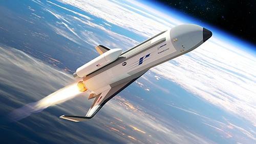 VIDEO - Armata americană va avea în dotare de un avion spaţial de luptă construit de Boeing