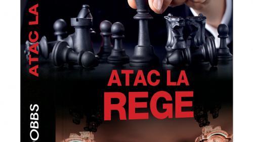 """Câştigă cartea """"Atac la rege"""", de Michael Dobbs"""