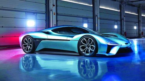 Cea mai rapidă maşină pe Ring