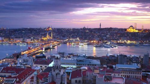 Destinația săptămânii. Istanbul, orașul de pe două continente