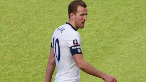 Harry Kane, ales de fani cel mai bun jucător din campionatul Angliei