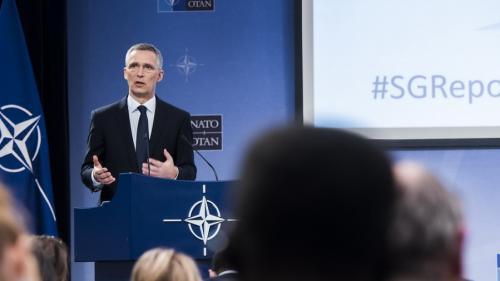 NATO se va alătura coaliției contra SI