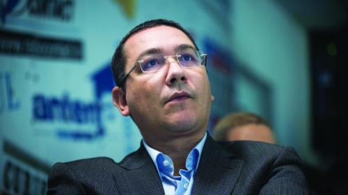 """Ponta: România trebuie să rămână tolerantă, în pofida încercărilor unora de a folosi """"diferenţele de religie în scopurile lor meschine"""""""