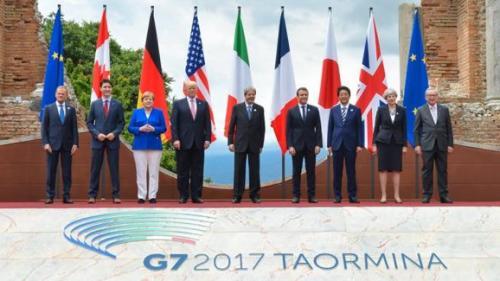 Statele membre G7, pregătite să adopte sancţiuni suplimentare împotriva Rusiei în legătură cu Ucraina