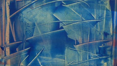 Cristinel C. Popa, un pictor original, cu o imaginație creatoare debordandă