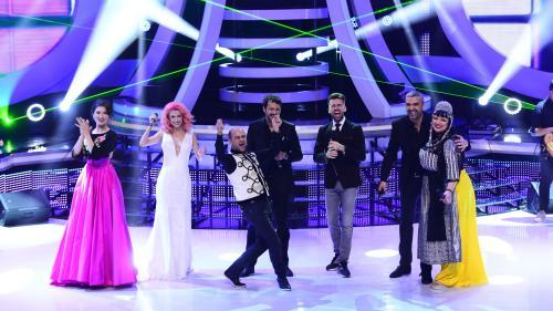 """Gabi Luncă, Maria Dragomiroiu, Matilda Pascal-Cojocărița și Petrică Mâțu-Stoian,  invitați speciali în finala """"Te cunosc de undeva!"""""""