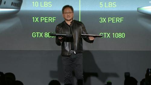 NVIDIA lansează nouă generaţie de laptopuri de gaming Max-Q