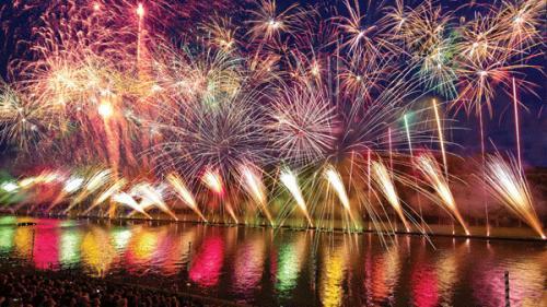 N-o să îți vină să crezi, dar... artificiile au fost inventate în bucătărie!