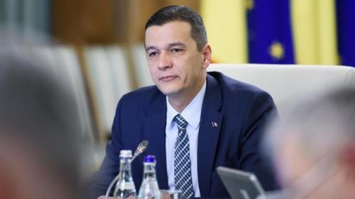 Grindeanu: Licitaţia pentru achiziţia de ambulanţe va fi coordonată de Secretariatul General al Guvernului