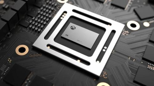 Microsoft a prezentat noua sa consolă de jocuri video, Xbox One X, care va concura cu produsele Sony