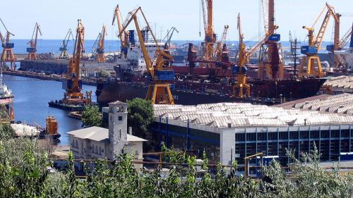 Portul Constanţa a proiectat pentru acest an investiţii de 404 milioane de euro în infrastructură