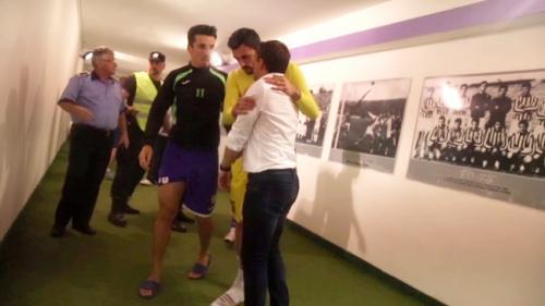 VIDEO - Antrenorii UTA Arad și Poli Timișoara, la un pas să se încaiere