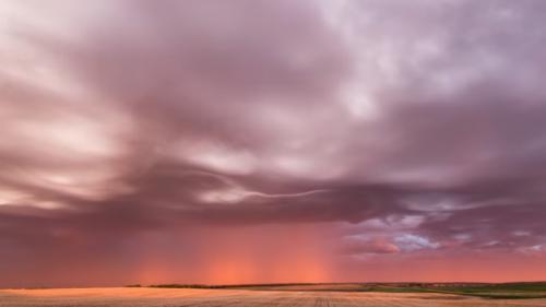 VIDEO - Probabil cel mai frumos apus surprins vreodată în imagini