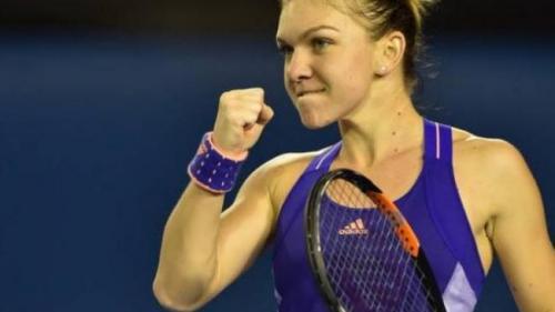 SIMONA HALEP, desemnată jucătoarea lunii mai în circuitul WTA