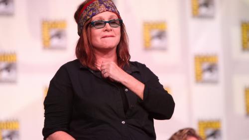 Decesul lui Carrie Fisher, cauzat printre altele, de o apnee în somn