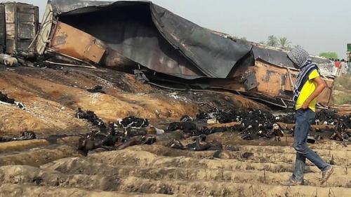 Explozie ucigașă pe șosea, în Pakistan