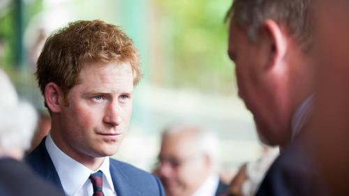 Prinţul Harry vorbeşte despre atacurile de panică