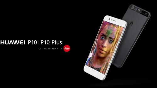 Huawei P10, smartphone-ul perfect pentru vacanță