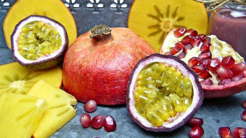 Fructul pasiunii, sursa ta de vitamine și minerale