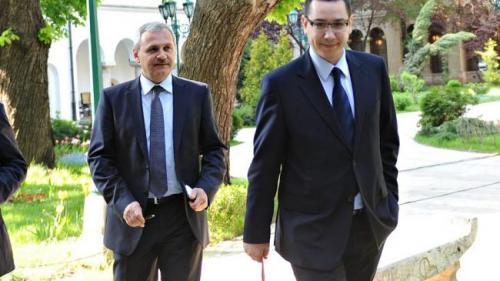 Ponta: A fost Guvernul Dragnea 1, acum este Guvernul Dragnea 2