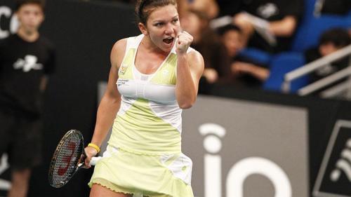 Tenis: Simona Halep, calificată în optimile turneului de la Eastbourne. Monica Niculescu a pierdut în turul al doilea