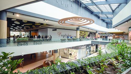Doar 25-30 de oraşe din România pot absorbi mall-uri