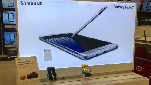 Noul Samsung Galaxy Note 7 sau speranţa că nu va exploda