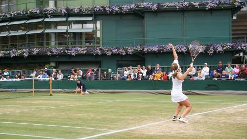 Simona Halep, calificată în turul al treilea la Wimbledon, după un meci solicitant