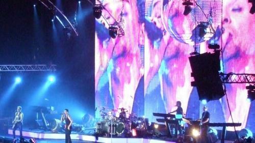 Depeche Mode va susține duminică un concert extraordinar la Cluj
