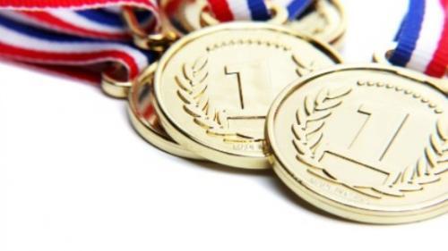 Elevii români medaliați cu aur la olimpiada de informatică din Slovenia.