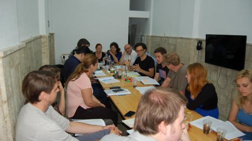Iasi: Proiectul Comunitati Re-imaginate realizat de 1+1 si tranzit.ro la Iasi se bucura de un mare interes din partea publicului avizat