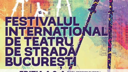 Distracție în ritm alert În  al patrulea weekend  al Festivalului B-FIT in the Street!