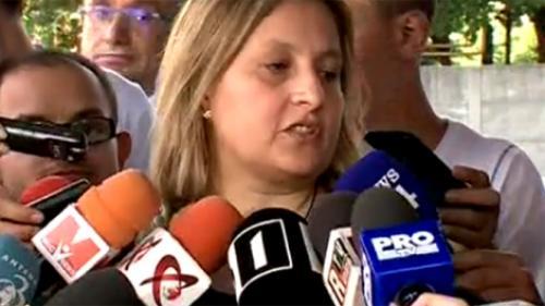 Moraru-Iorga: Bunurile nu au fost găsite în biroul meu; nu există cameră de corpuri delicte în DNA