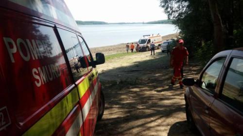 Scafandrii de la ISU Brăila caută două persoane dispărute în apele Dunării