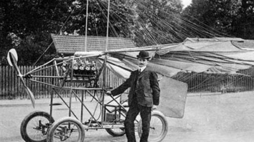 Traian Vuia, bănățeanul care a dovedit lumii că mașina-zburătoare nu e o utopie