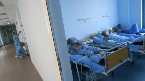 Un bătrân a fost UCIS de un PACIENT într-un SPITAL din Focșani