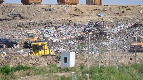Poluarea cu cianuri de la Groapa Glina se propagă spre București