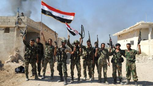 Armata siriană anunță încetarea ostilităților la est de Damasc
