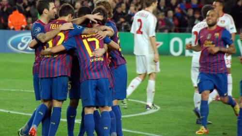 FC Barcelona-Juventus Torino 2-1 în meci amical