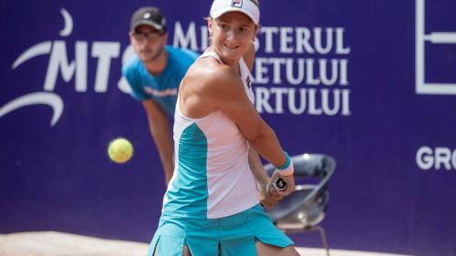Irina Begu a CÂȘTIGAT turneul de la București