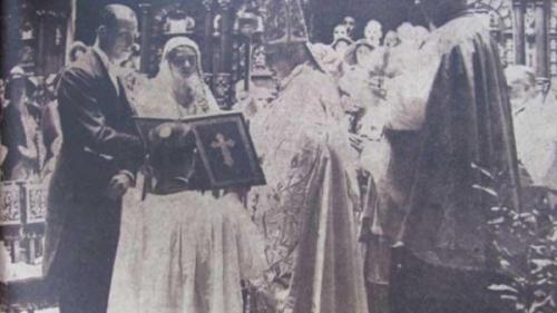 Meniul unei nunți regale ca-n povești. De la caviar de Vâlcov la sărmăluțe românești
