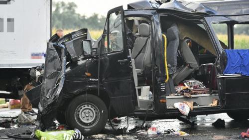 ALERTĂ - ACCIDENT MORTAL în Ungaria în care a fost implicat un microbuz. 3 români decedați, 6 sunt răniți - UPDATE