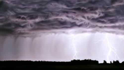 AVERTIZARE ANM. Cod  PORTOCALIU de furtună pentru următoarea perioadă